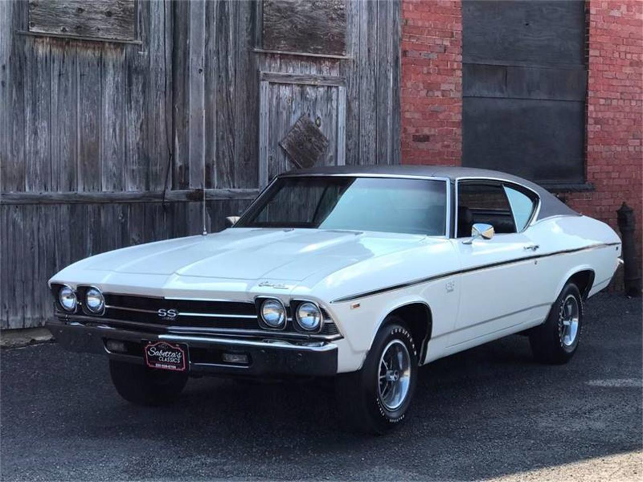 1969 Chevrolet Chevelle for sale in Orville, OH – photo 2