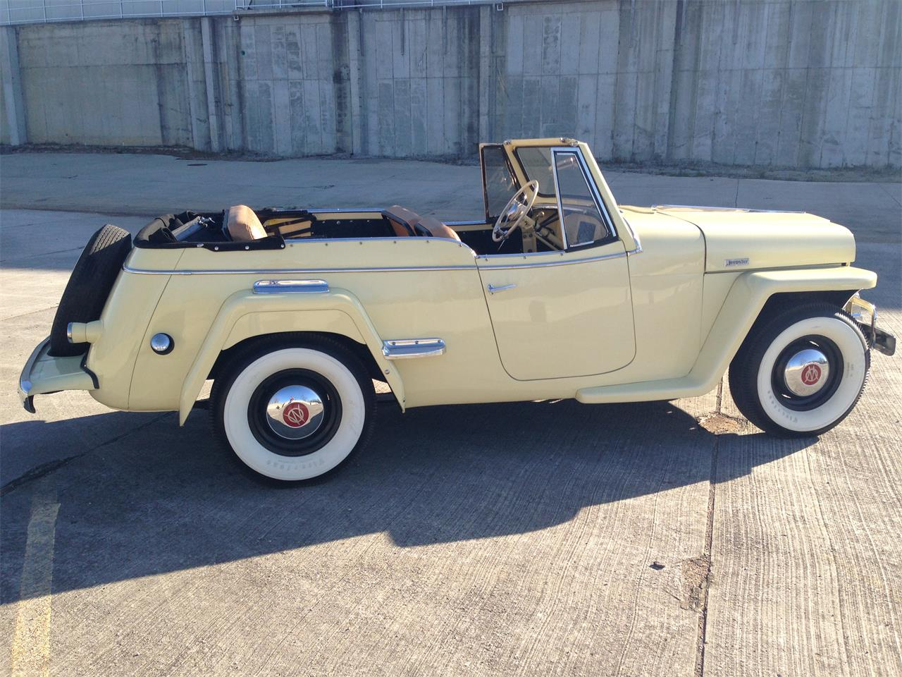 1949 Willys-Overland Jeepster for sale in Branson, MO – photo 9