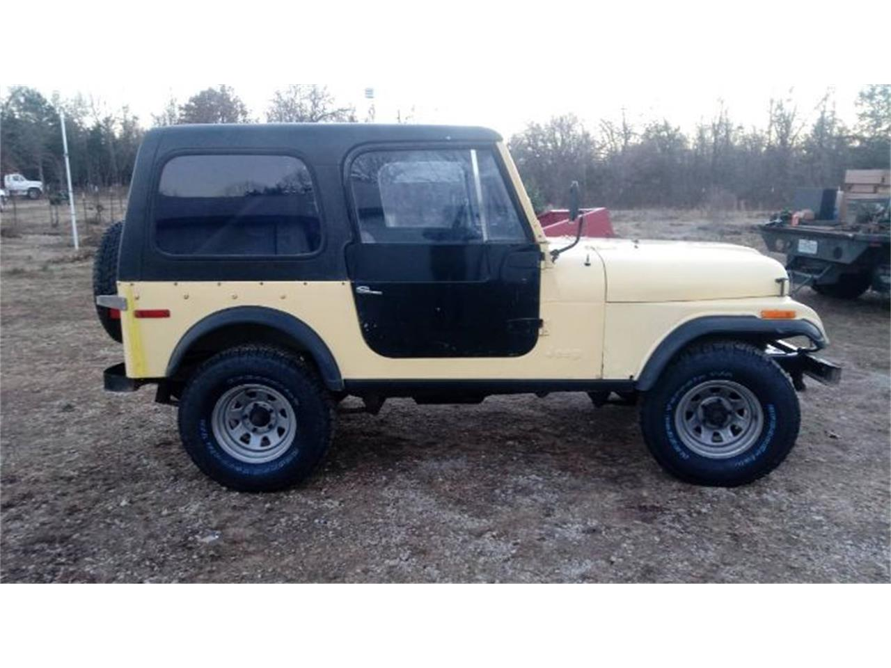 1979 Jeep CJ7 for sale in Cadillac, MI – photo 4