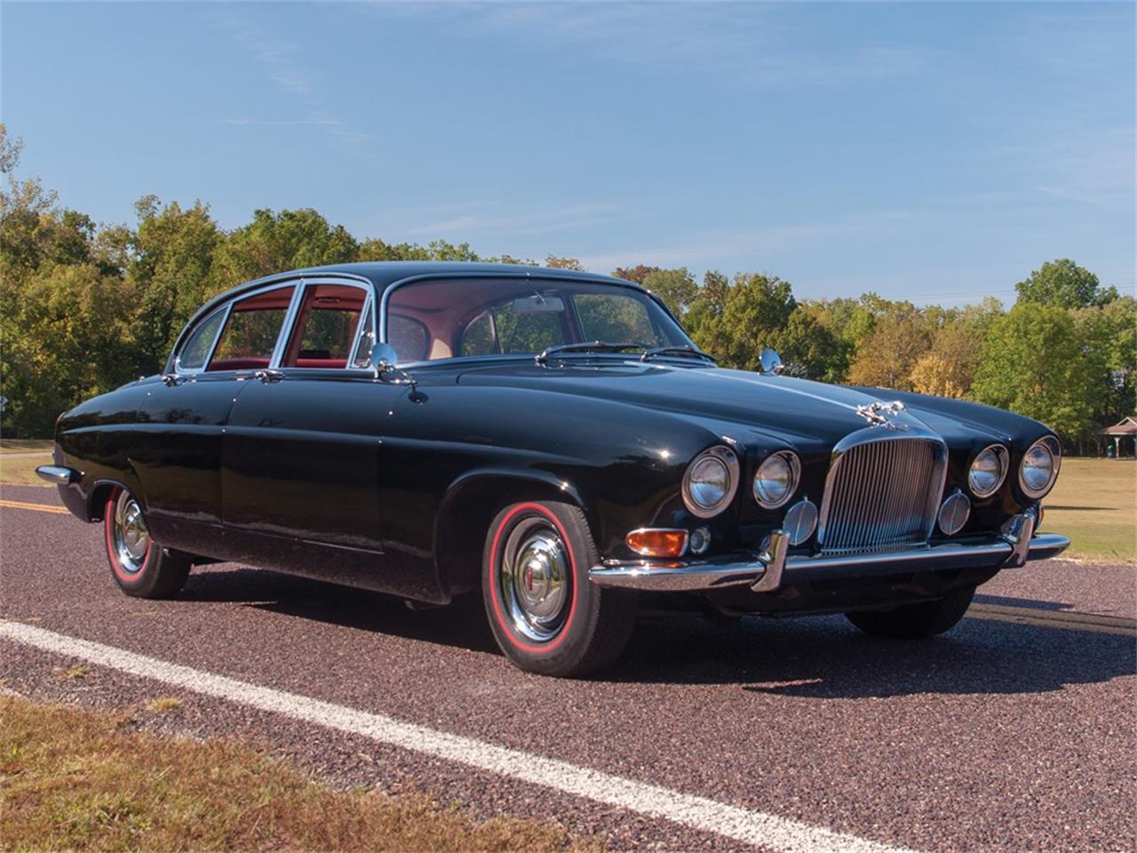 1964 Jaguar Mark X for sale in Auburn, IN / classiccarsbay.com