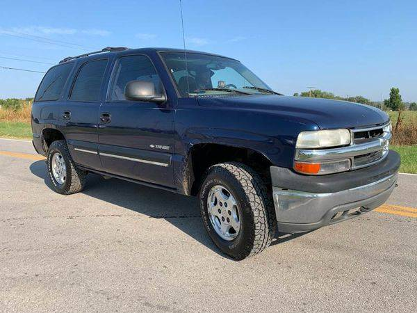 2001 Chevrolet Chevy Tahoe LS 4WD 4dr SUV for sale in Tulsa, OK – photo 7
