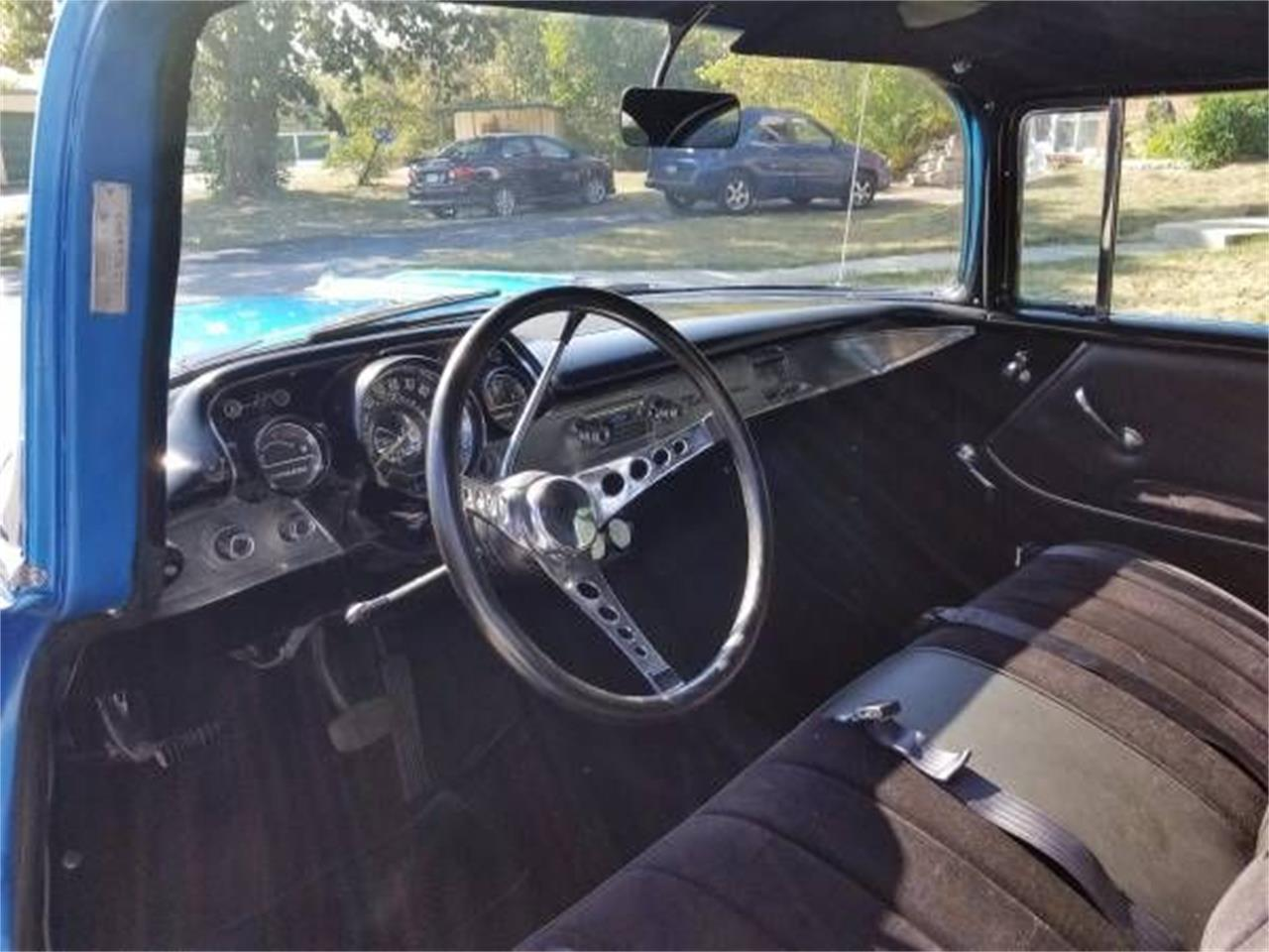 1957 Chevrolet Bel Air for sale in Cadillac, MI – photo 3