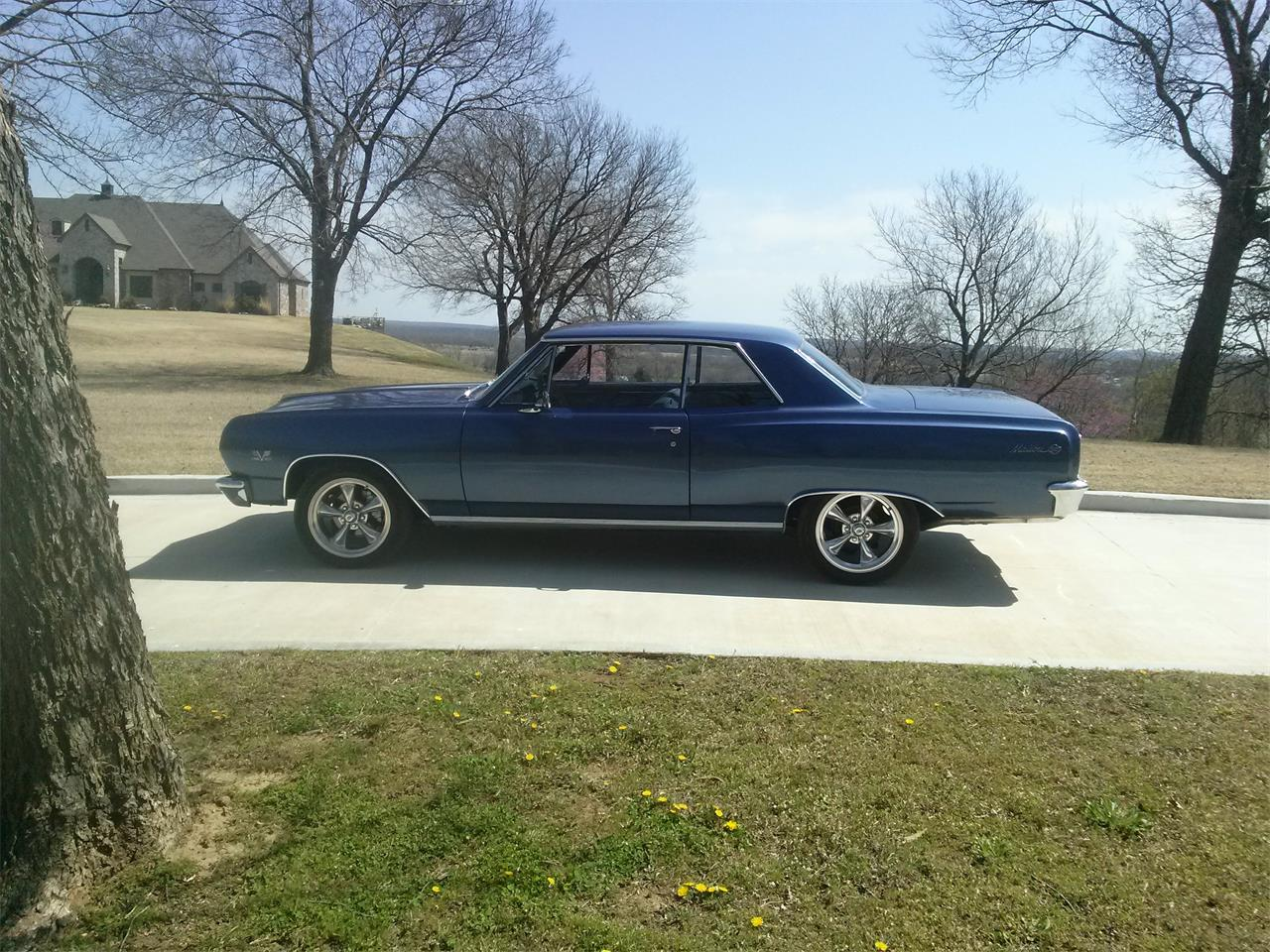 1965 Chevrolet Malibu SS for sale in Claremore, OK