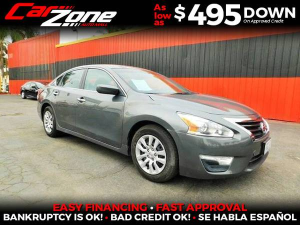 2015 Nissan Altima 2.5 SV - cars & trucks - by dealer - vehicle... for sale in south gate, CA