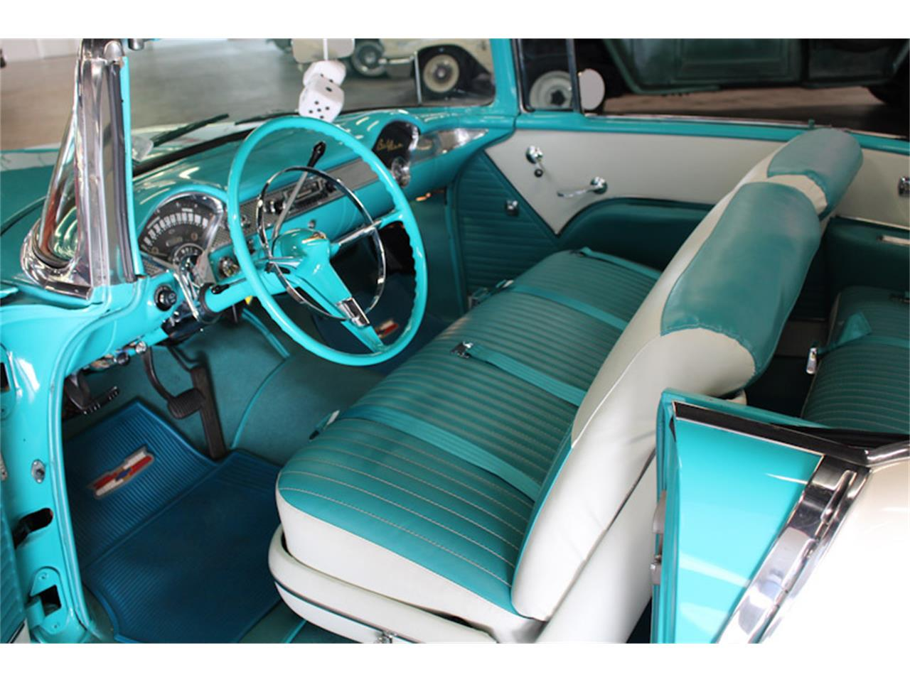 1955 Chevrolet Bel Air for sale in Fairfield, CA – photo 44