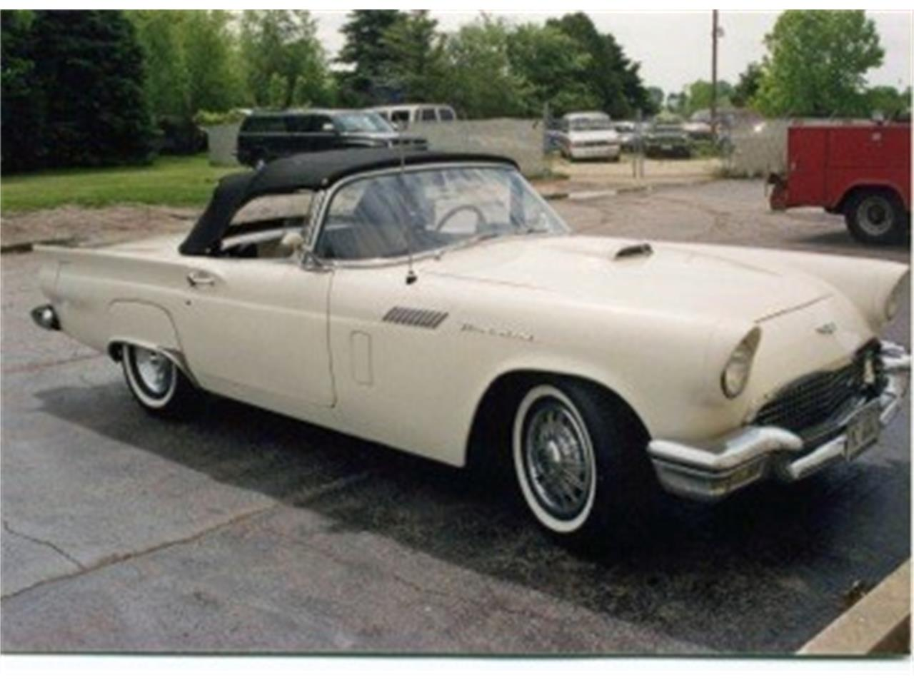 1957 Ford Thunderbird for sale in Addison, IL – photo 4