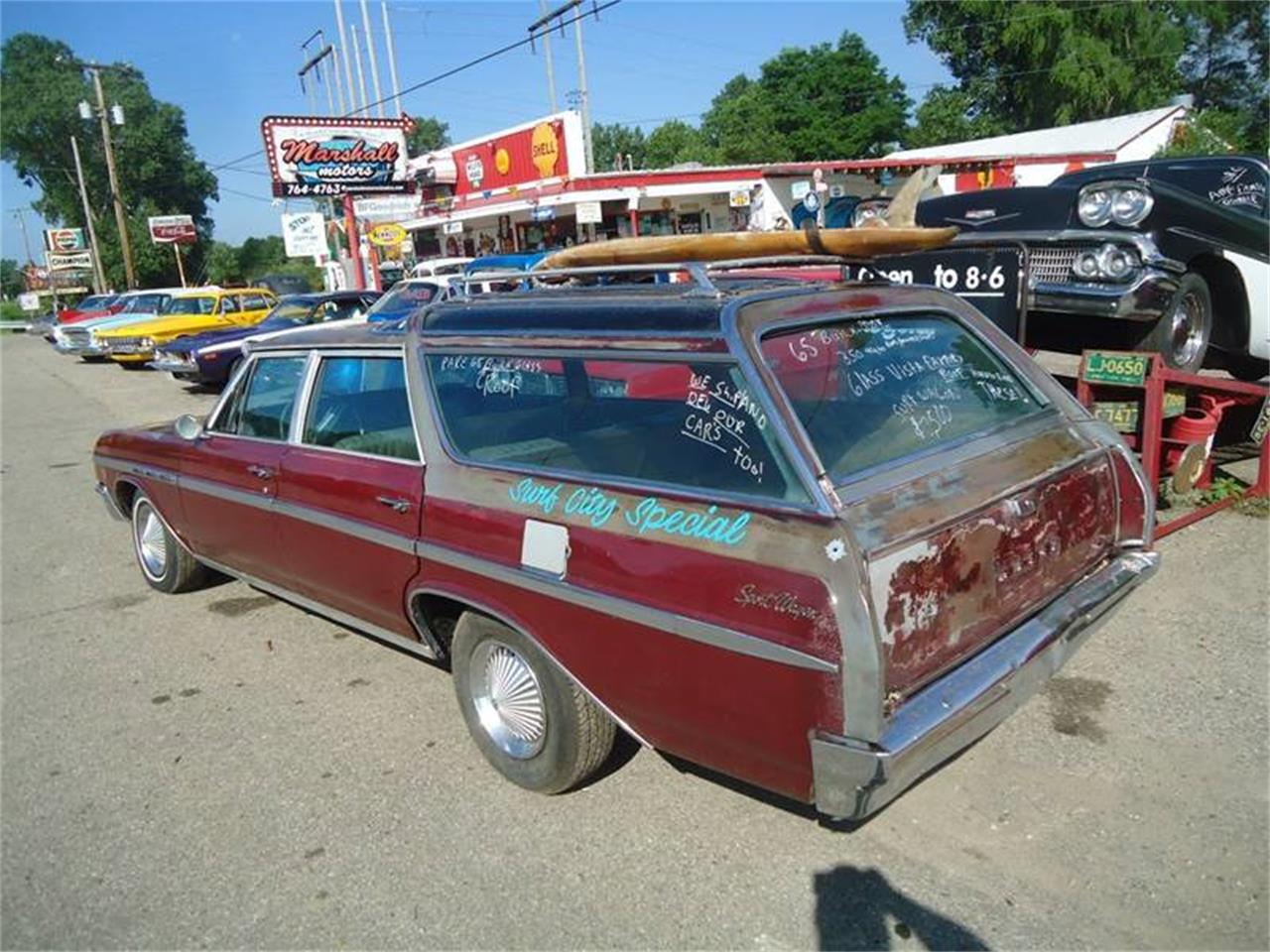 1965 sport wagon glass roof buick for sale in Jackson, MI – photo 12