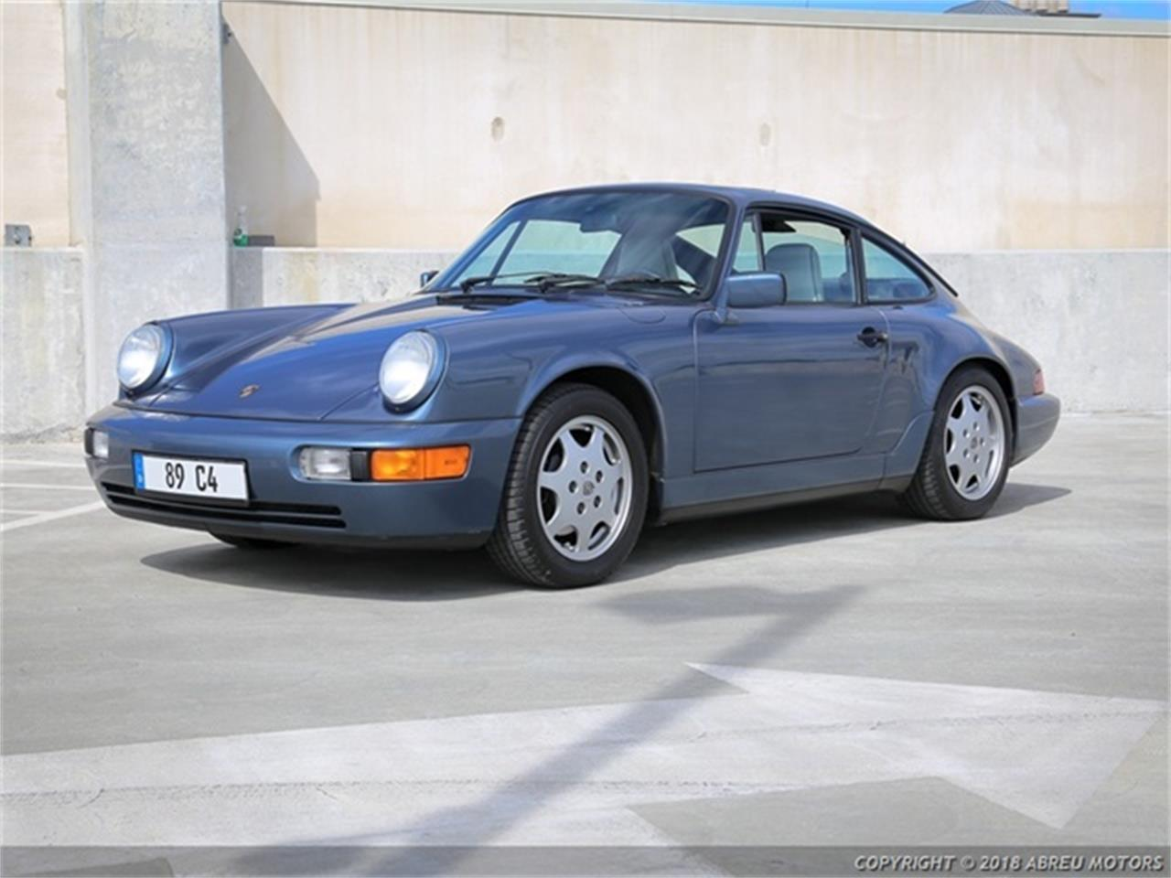 1989 Porsche 911 Carrera for sale in Carmel, IN – photo 4