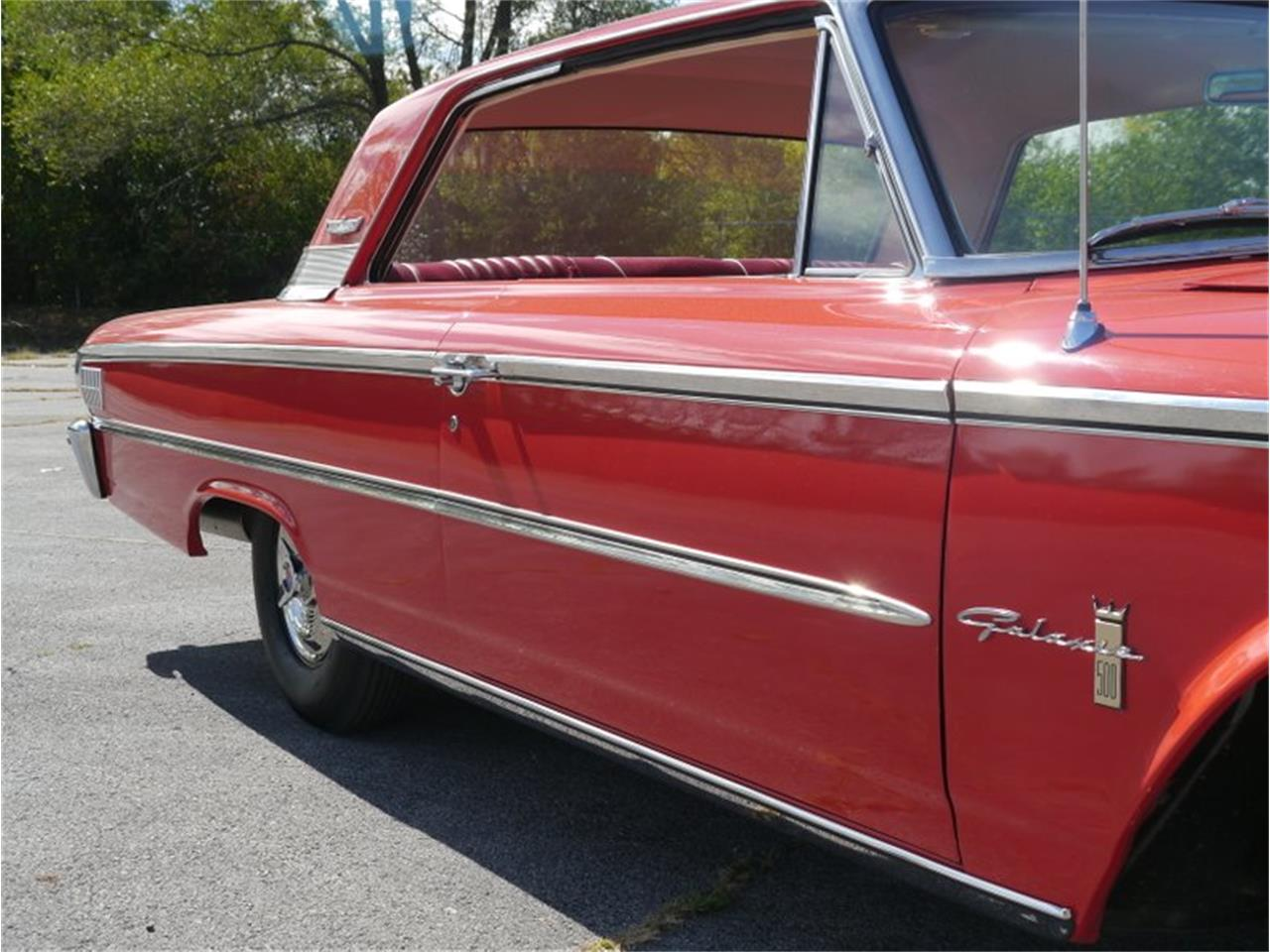 1963 Ford Galaxie 500 for sale in Alsip, IL – photo 62