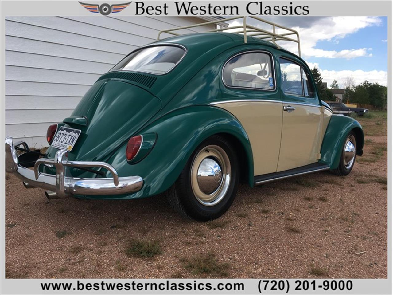 1964 Volkswagen Beetle for sale in Franktown, CO – photo 3