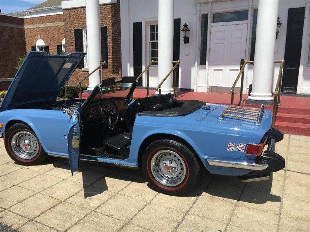 1975 Triumph TR6 for sale in Long Island, NY – photo 11