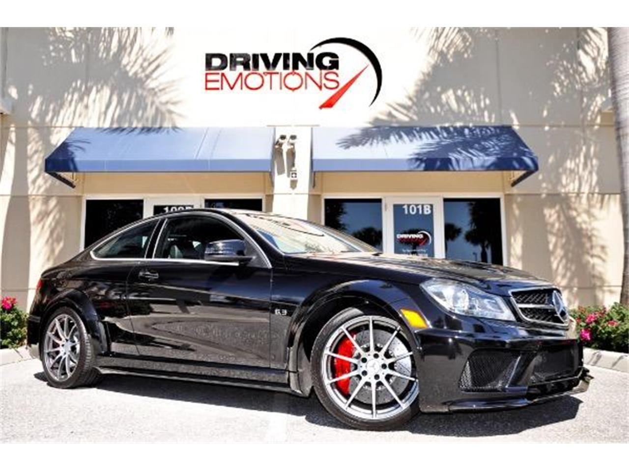 2013 Mercedes-Benz C63 AMG for sale in West Palm Beach, FL