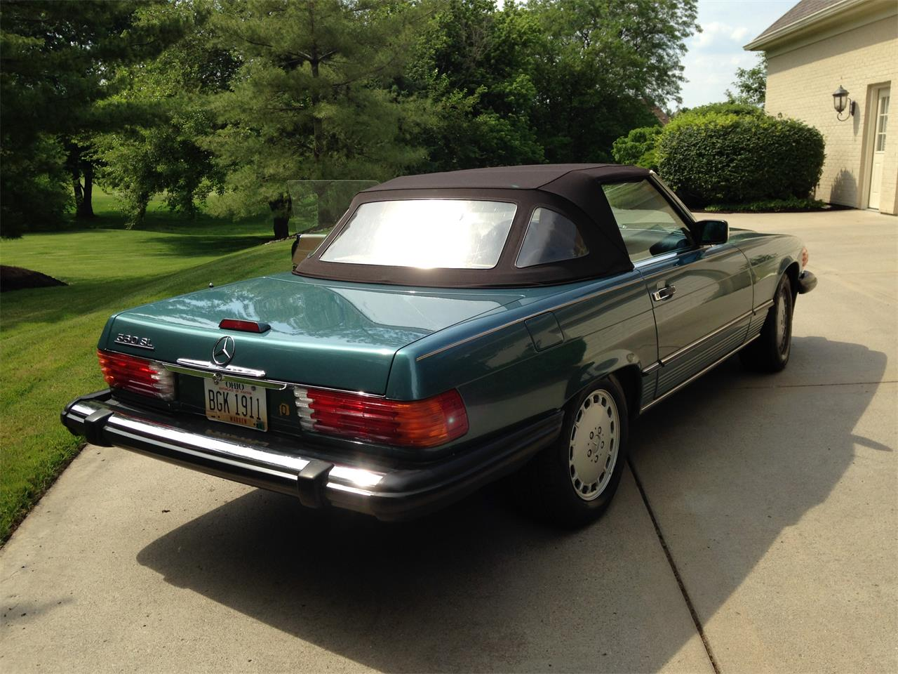1989 Mercedes-Benz 560SL for sale in Mason, OH – photo 3