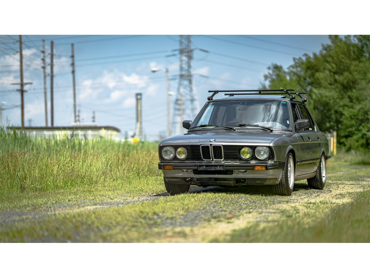 1988 BMW 528e for sale in South River, NJ – photo 5