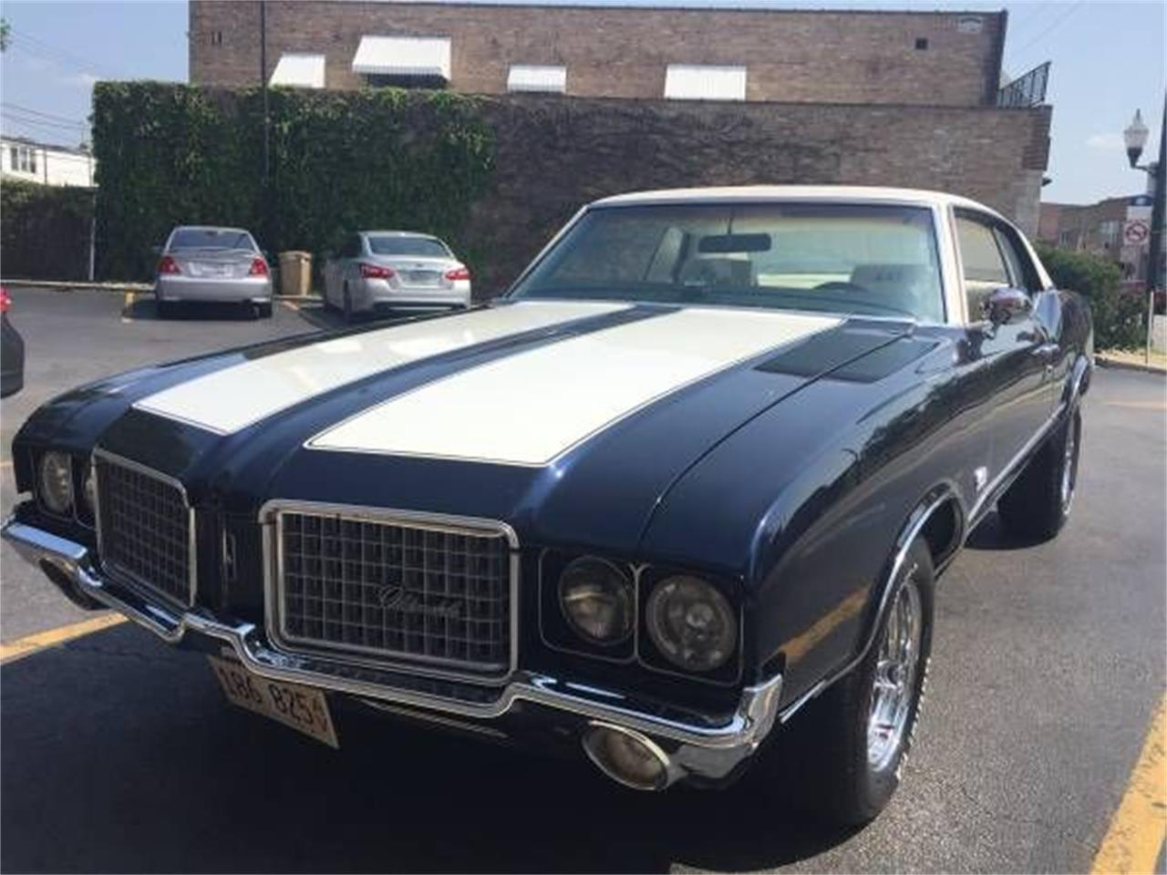 1972 Oldsmobile Cutlass for sale in Cadillac, MI – photo 10