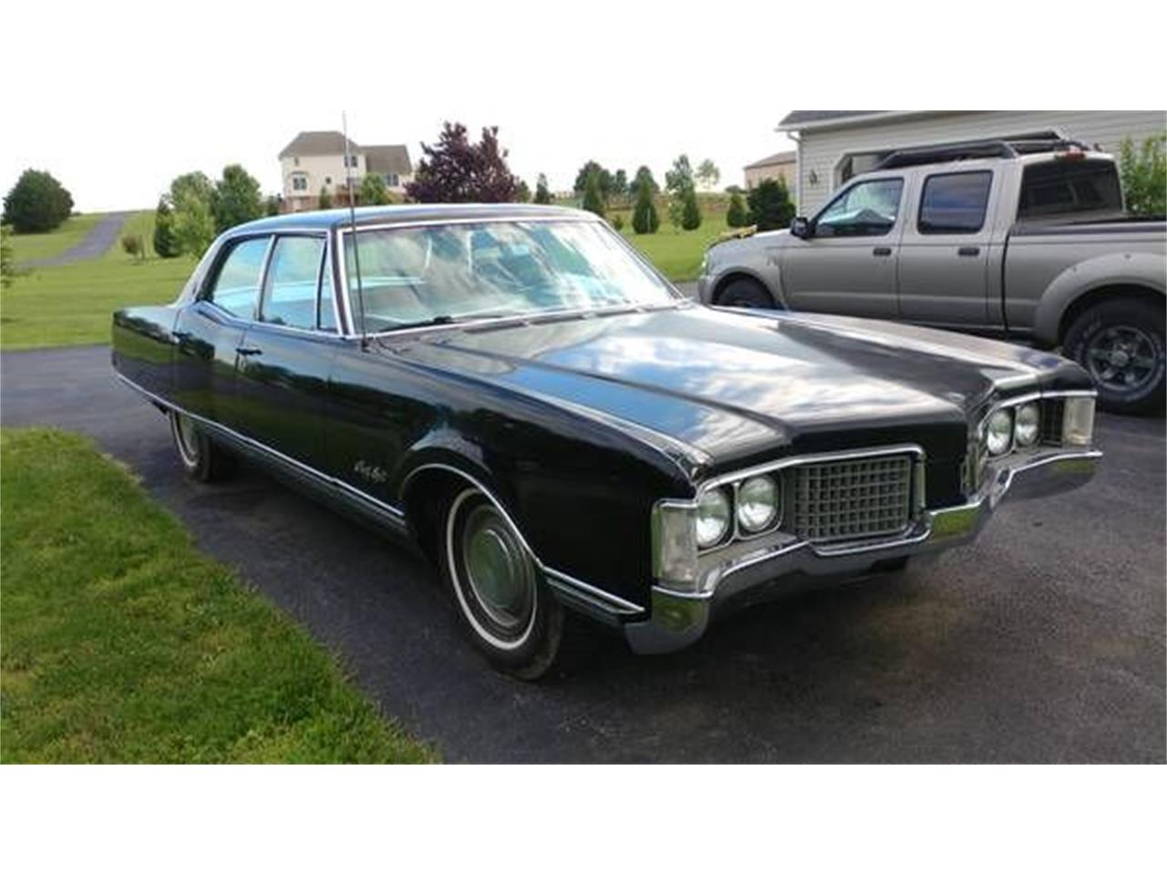 1968 Oldsmobile 98 for sale in Cadillac, MI – photo 2