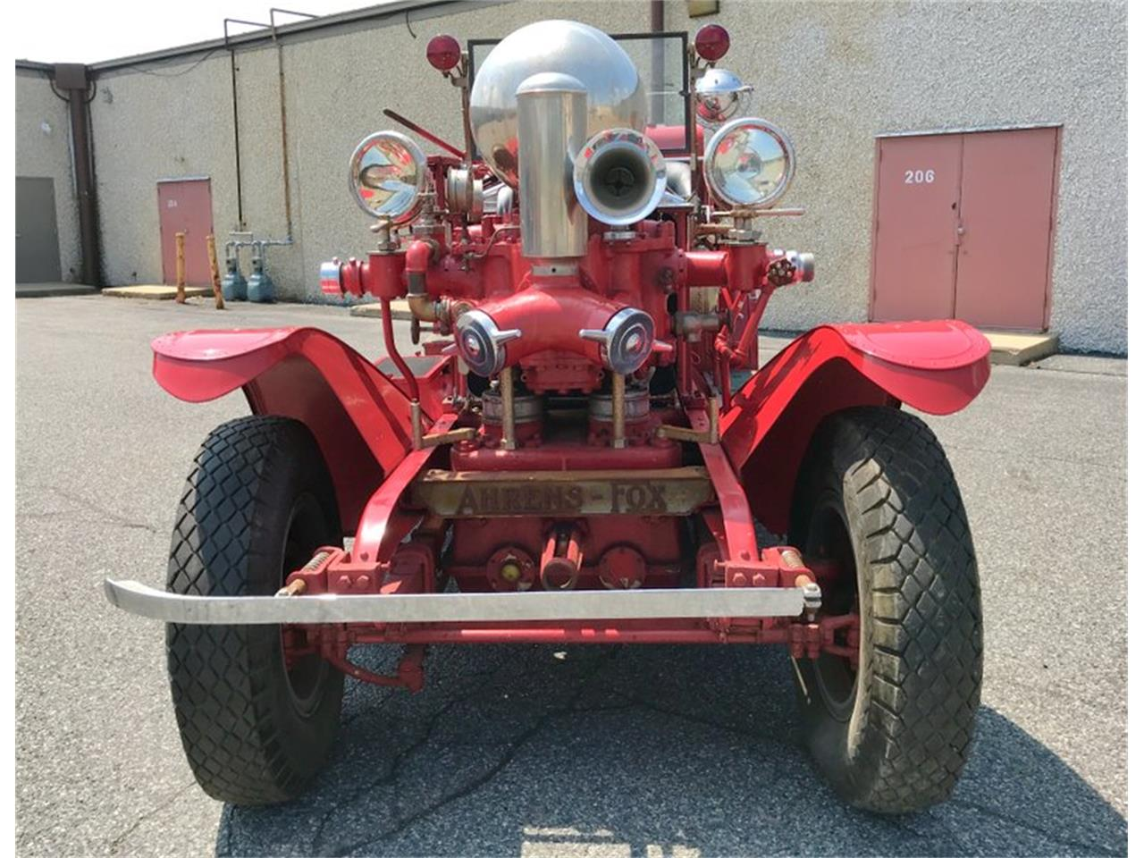 1920 Ahrens-Fox Fire Truck for sale in Morgantown, PA – photo 3