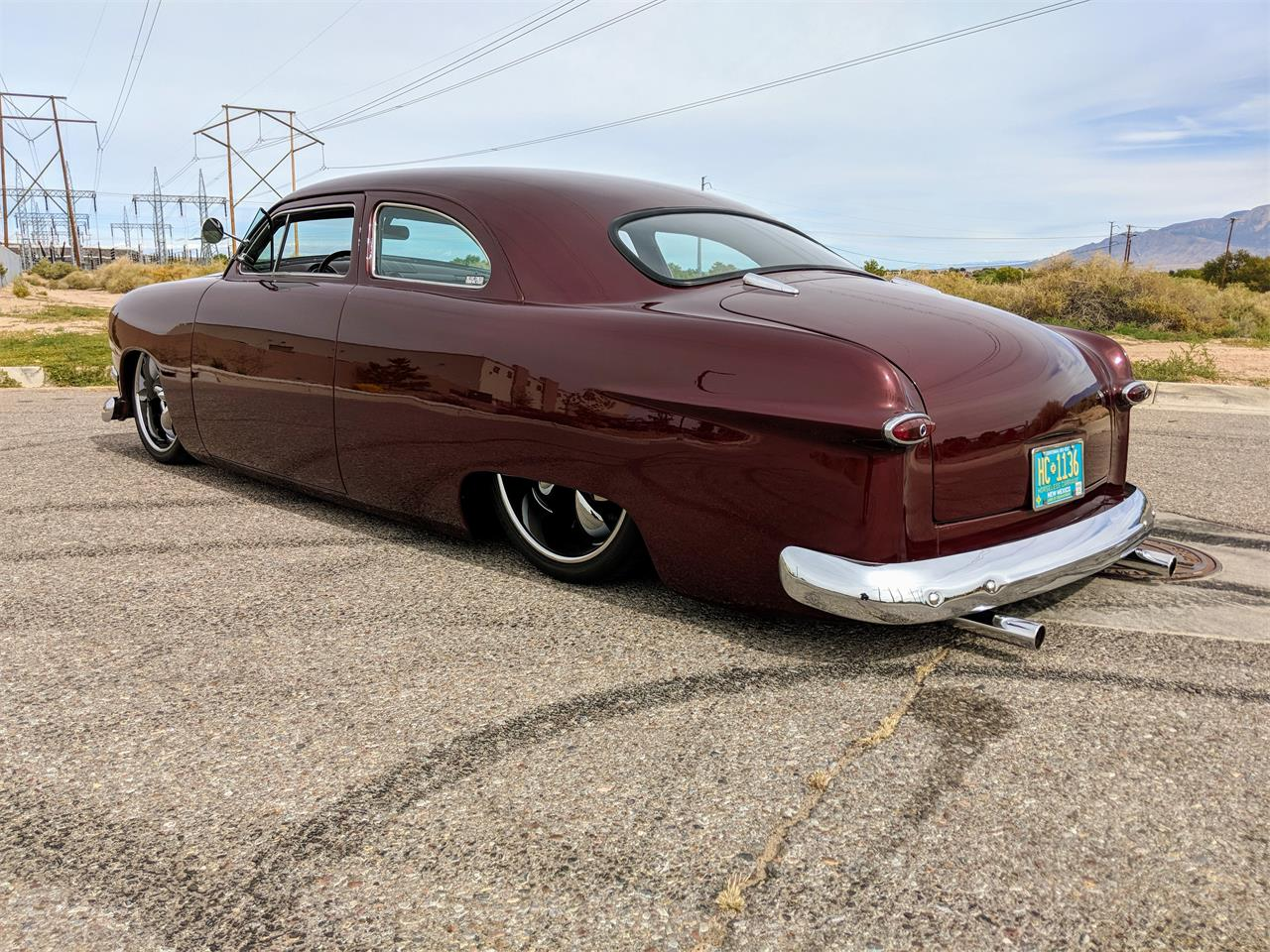 1950 Ford Custom for sale in Albuquerque, NM – photo 16