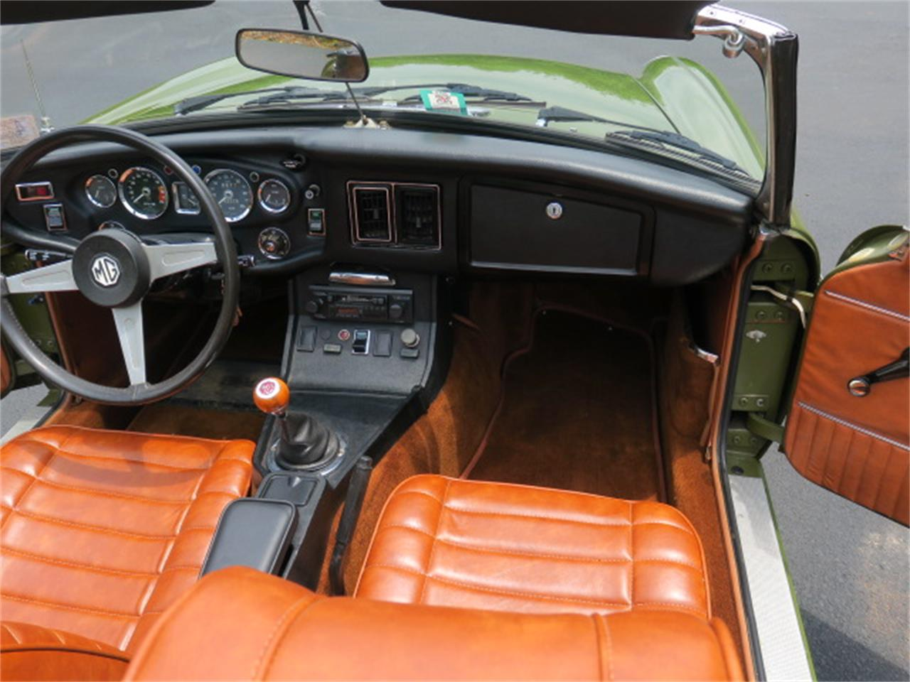 1975 MG MGB for sale in Leesburg, VA – photo 14