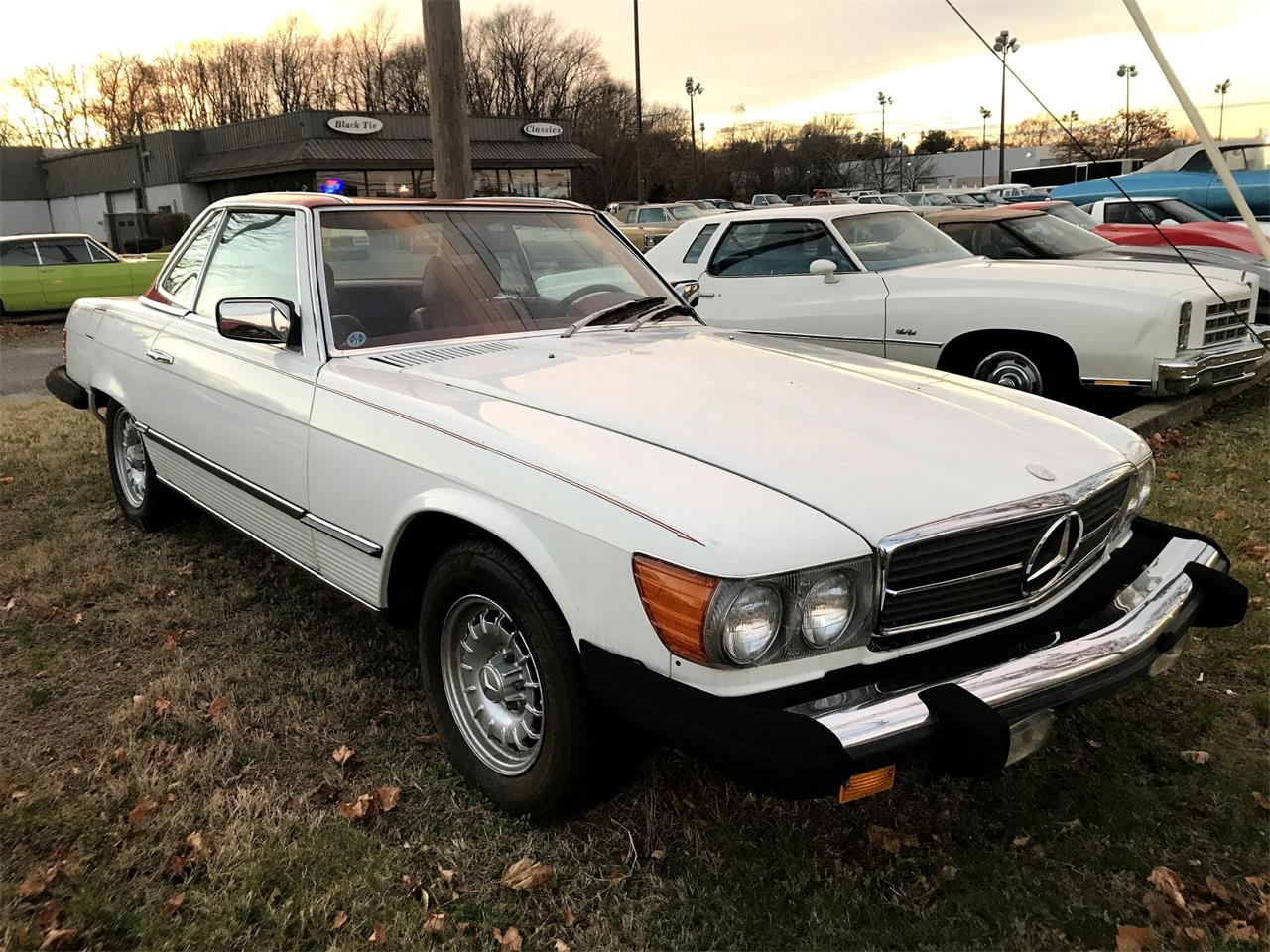 1978 Mercedes-Benz 450SL for sale in Stratford, NJ