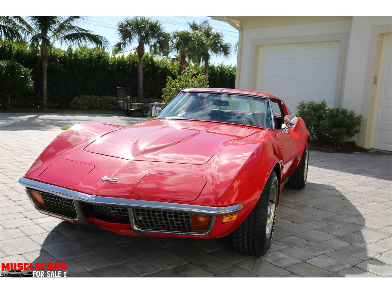 1972 Chevrolet Corvette for sale in Fort Myers, FL – photo 77