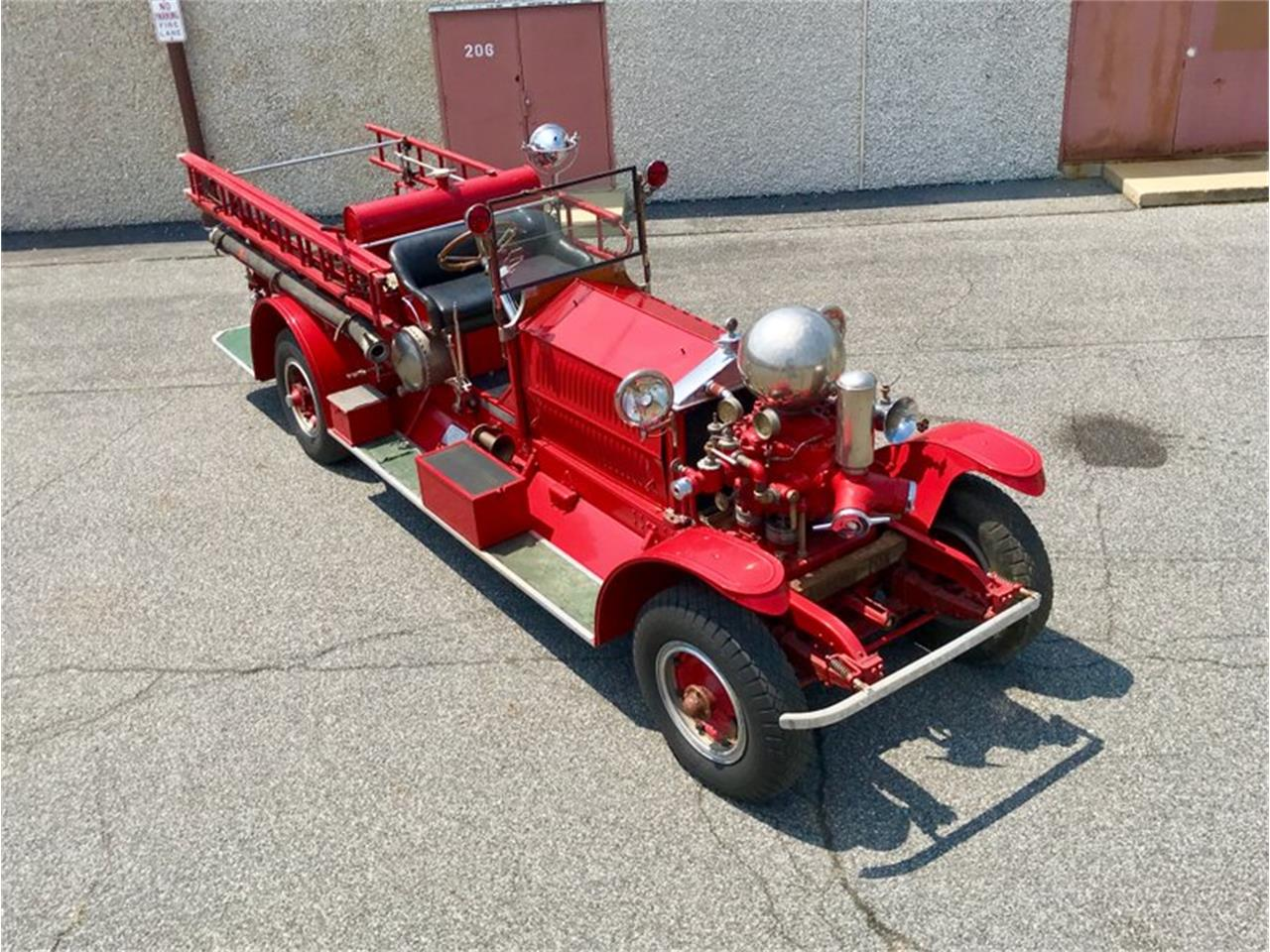 1920 Ahrens-Fox Fire Truck for sale in Morgantown, PA – photo 4