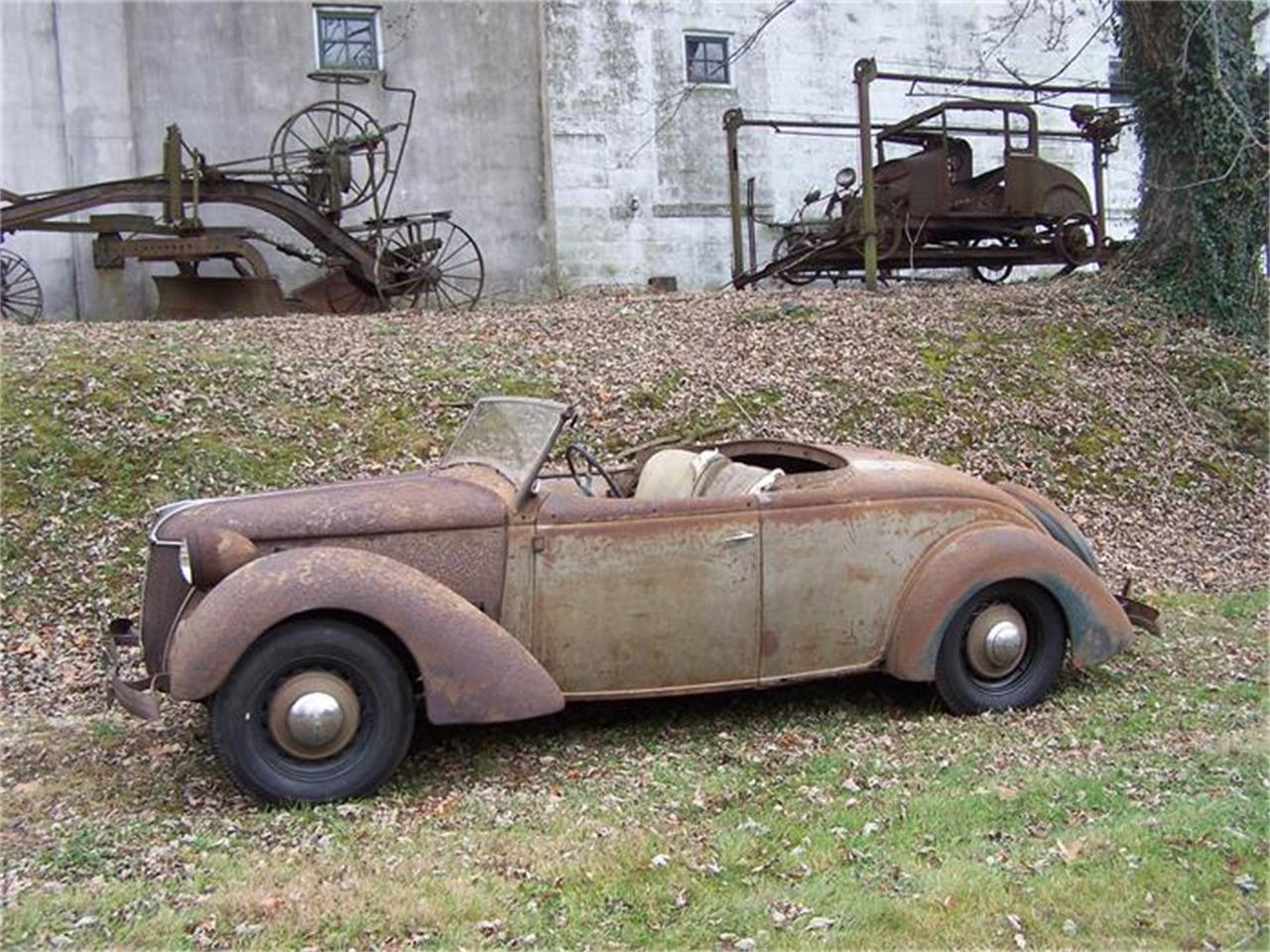 1936 Ford Custom Channeled Roadster for sale in Lynchburg, VA