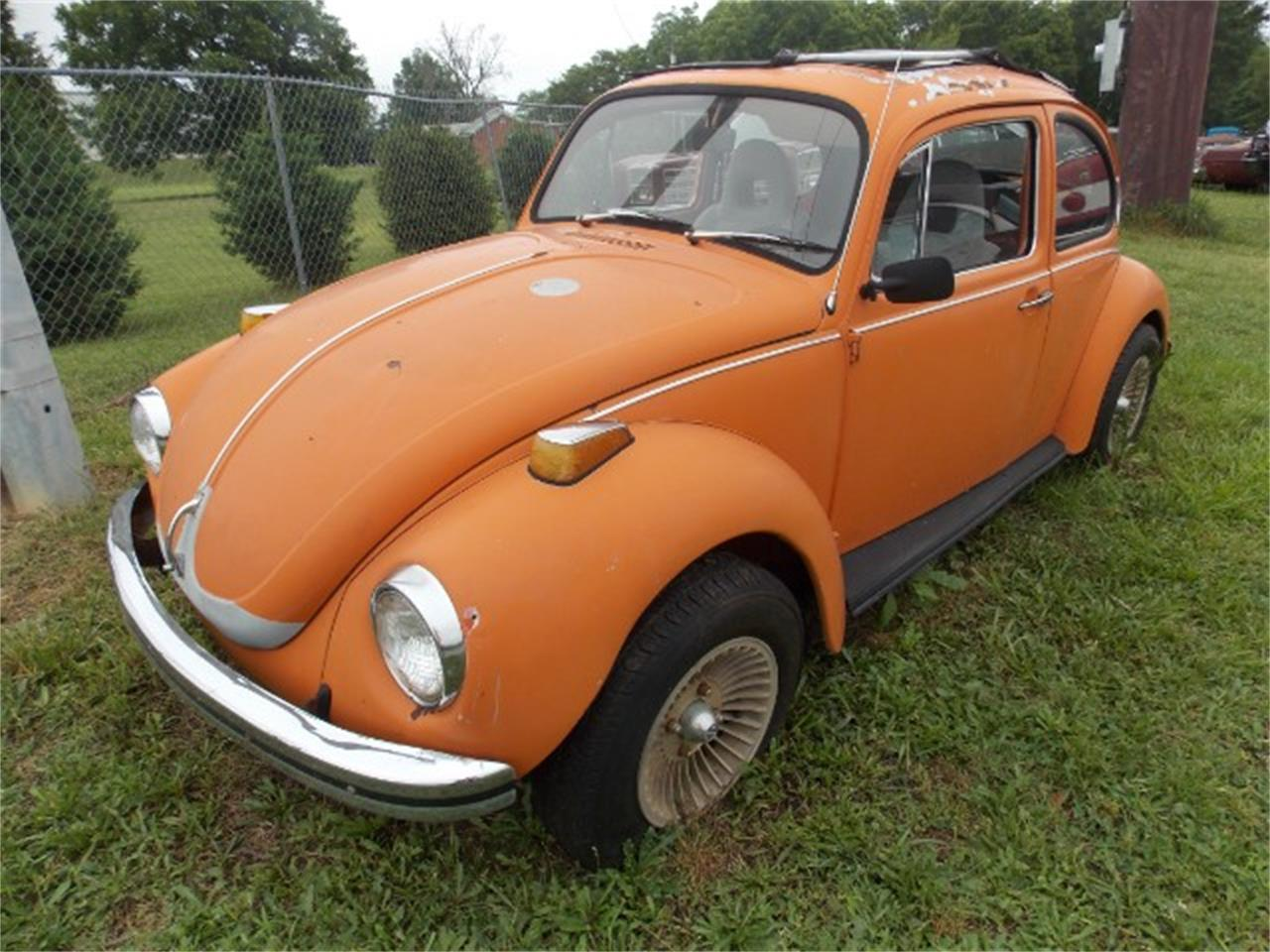 1972 Volkswagen Super Beetle for sale in Gray Court, SC – photo 3
