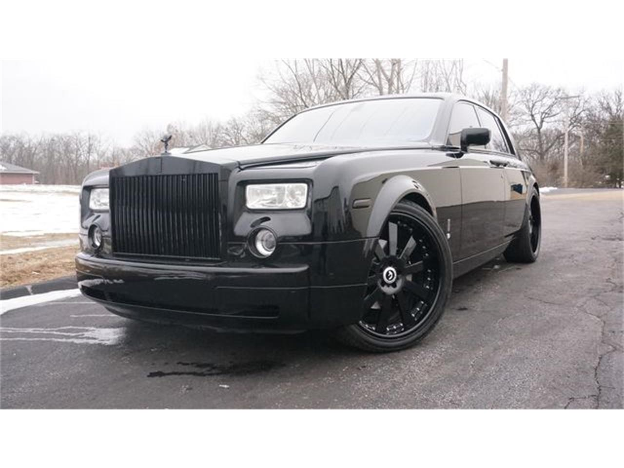 2006 Rolls-Royce Phantom for sale in Valley Park, MO – photo 11