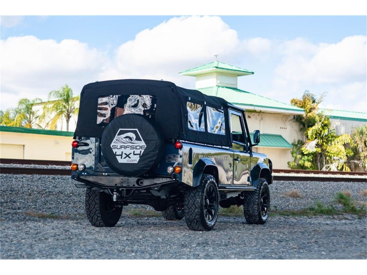 1997 Land Rover Defender for sale in Delray Beach, FL – photo 7