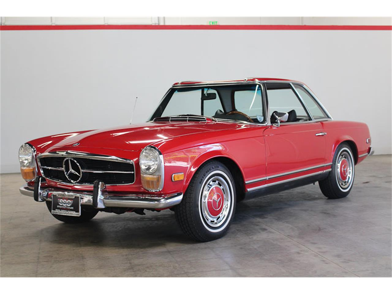 1970 Mercedes-Benz 280SL for sale in Fairfield, CA – photo 17