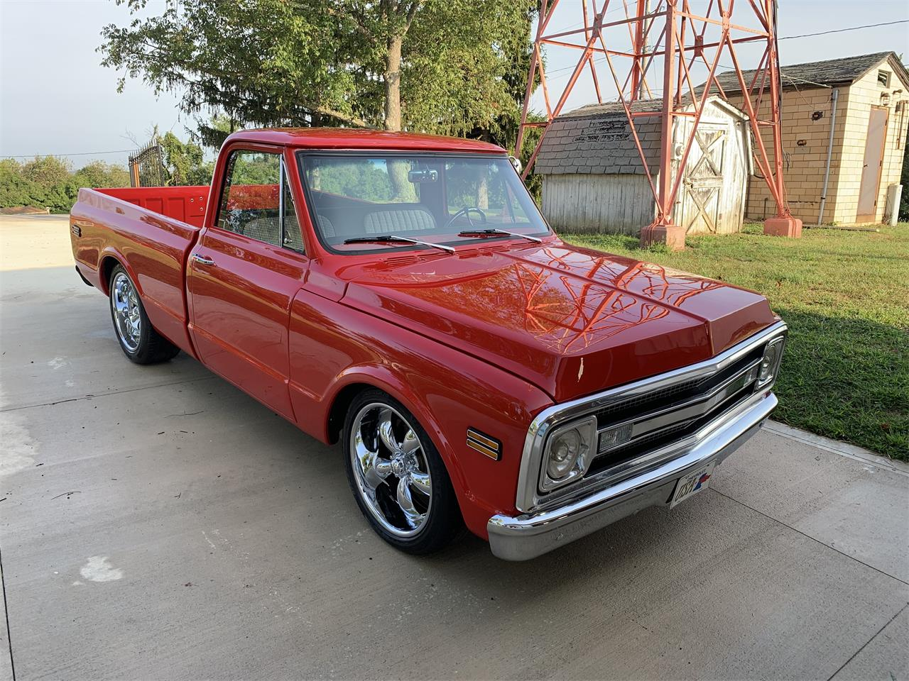 1970 GMC 1500 for sale in Bellaire, OH