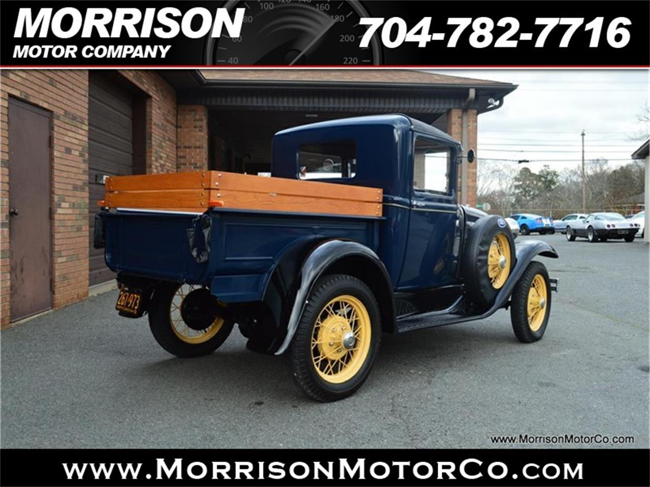 1931 Ford Model A for sale in Concord, NC – photo 23