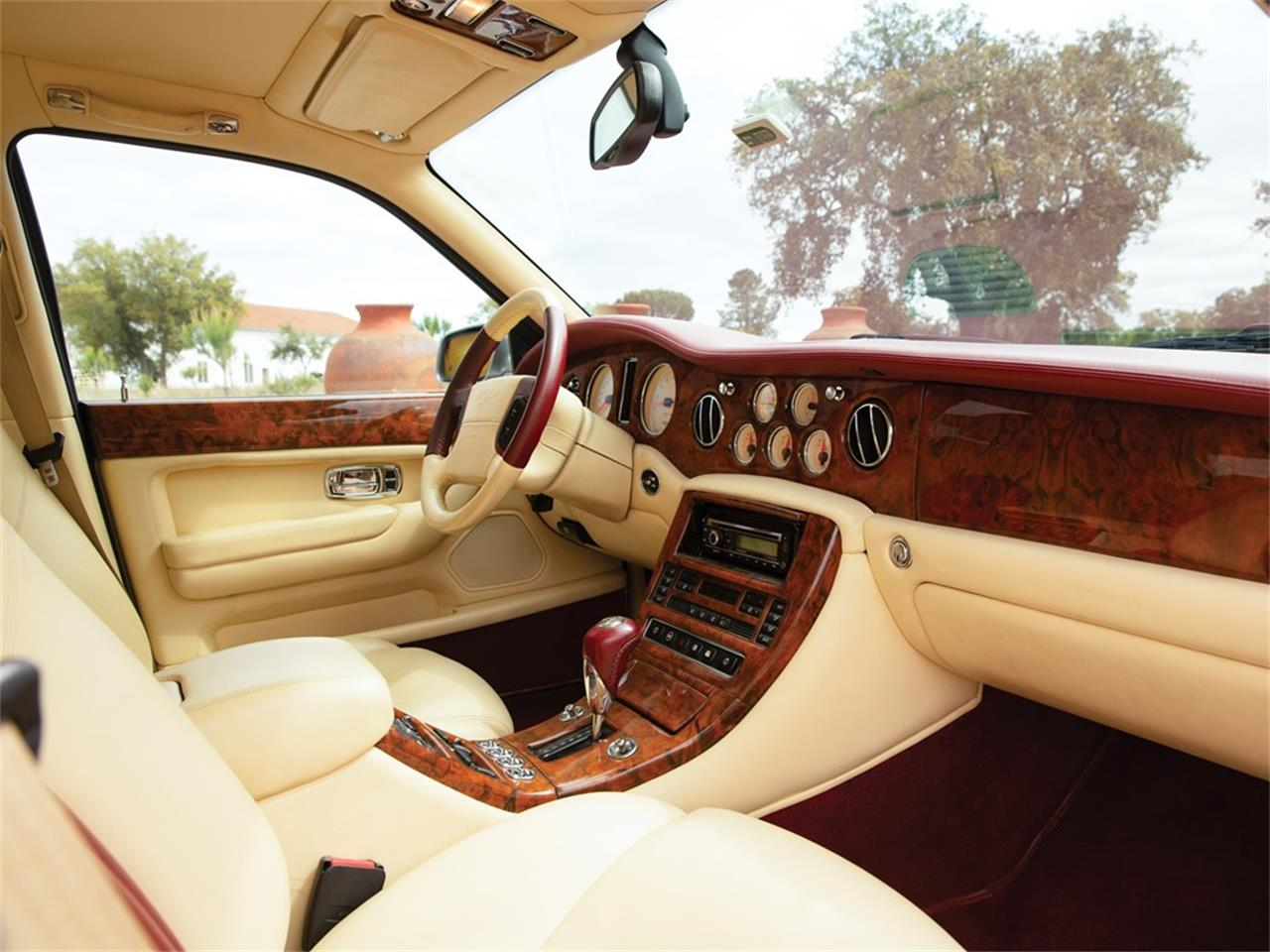 2000 Bentley Arnage For Sale In Monteira Classiccarsbay Com