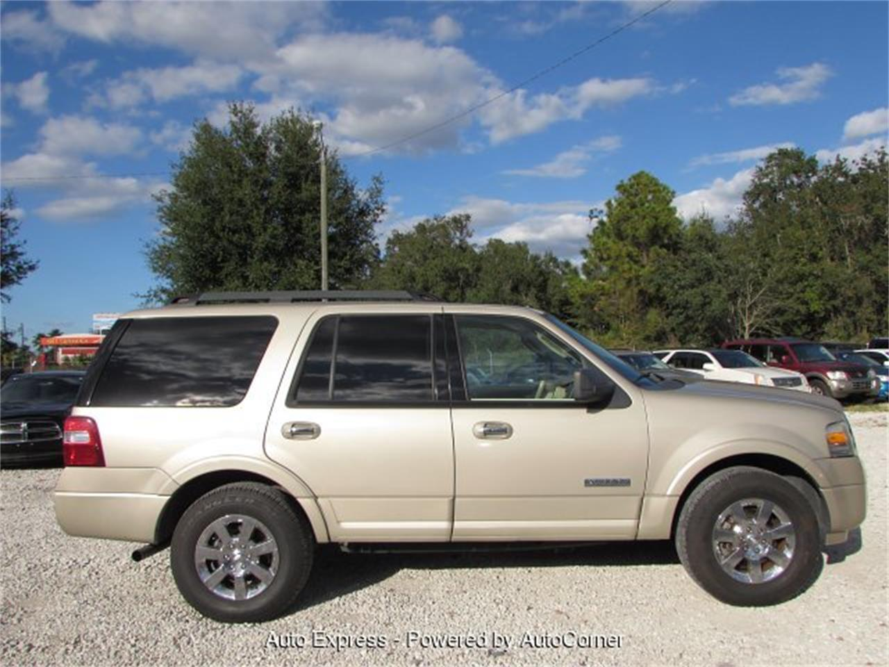 2008 Ford Expedition for sale in Orlando, FL – photo 8