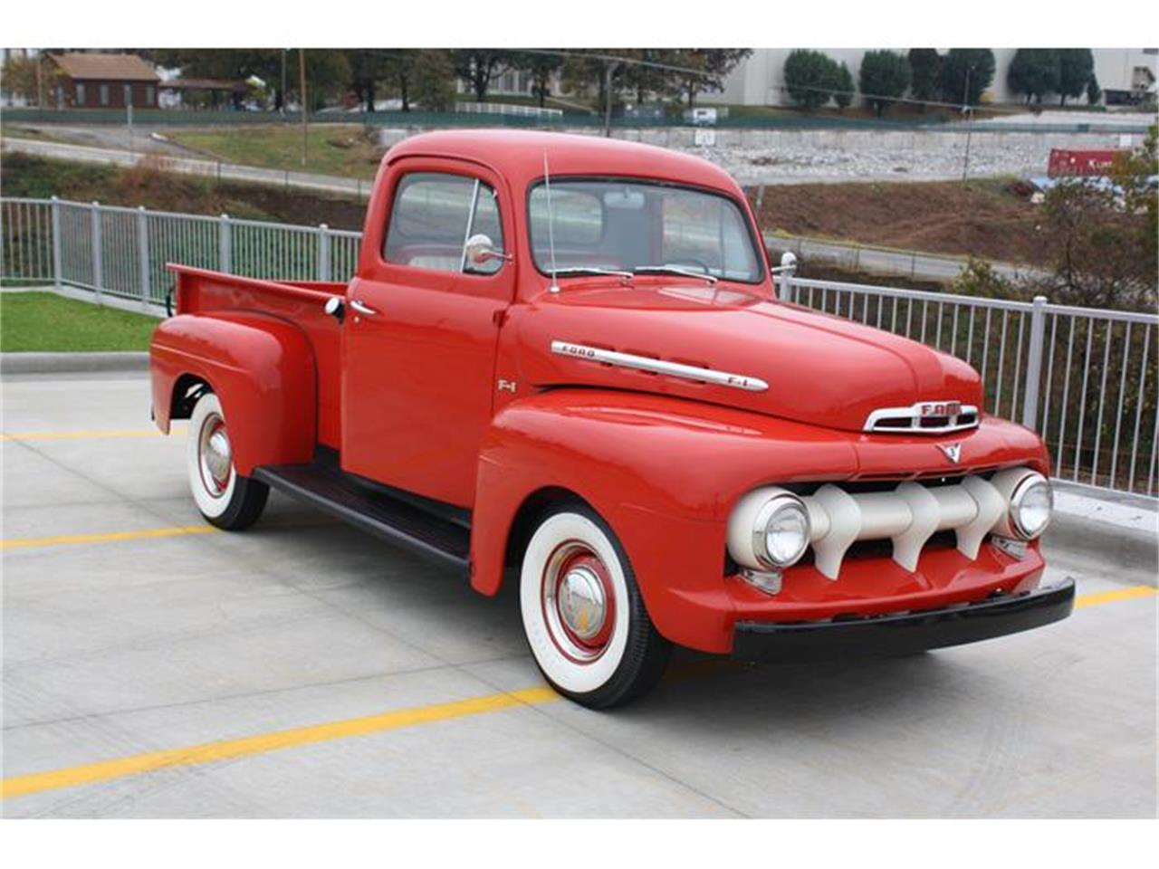 1951 Ford F1 for sale in Branson, MO