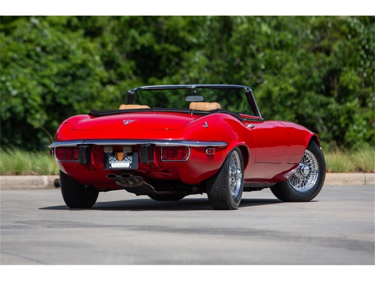1974 Jaguar E-Type for sale in Charlotte, NC – photo 3