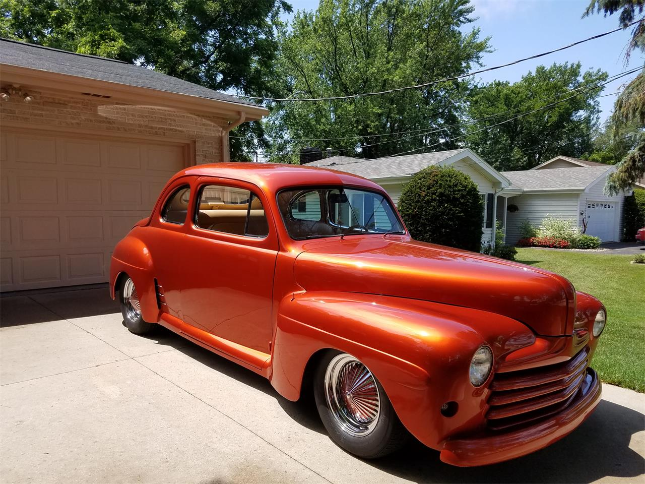 1947 Ford Coupe for sale in Dubuque, IA