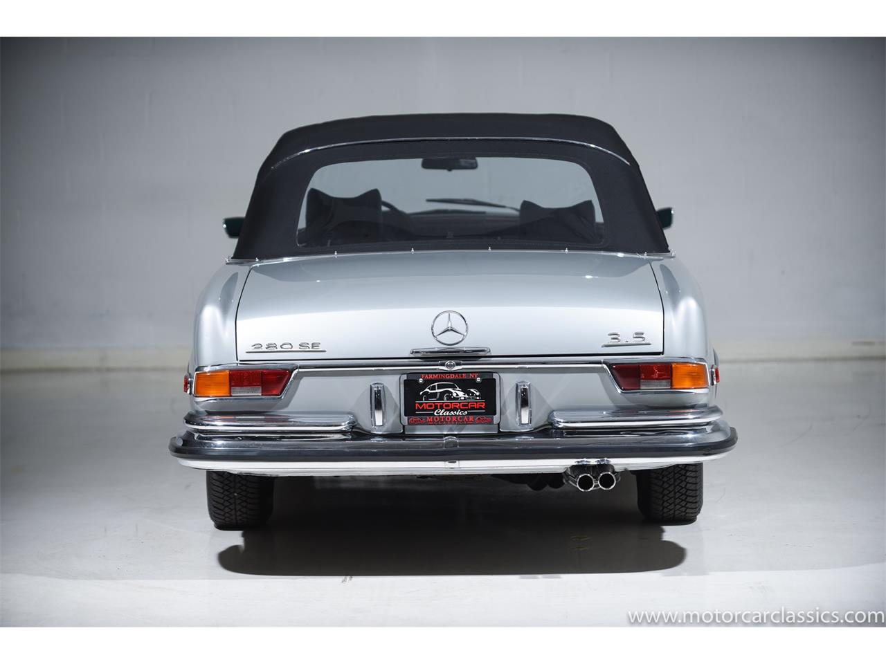 1971 Mercedes-Benz 280SE for sale in Farmingdale, NY – photo 3