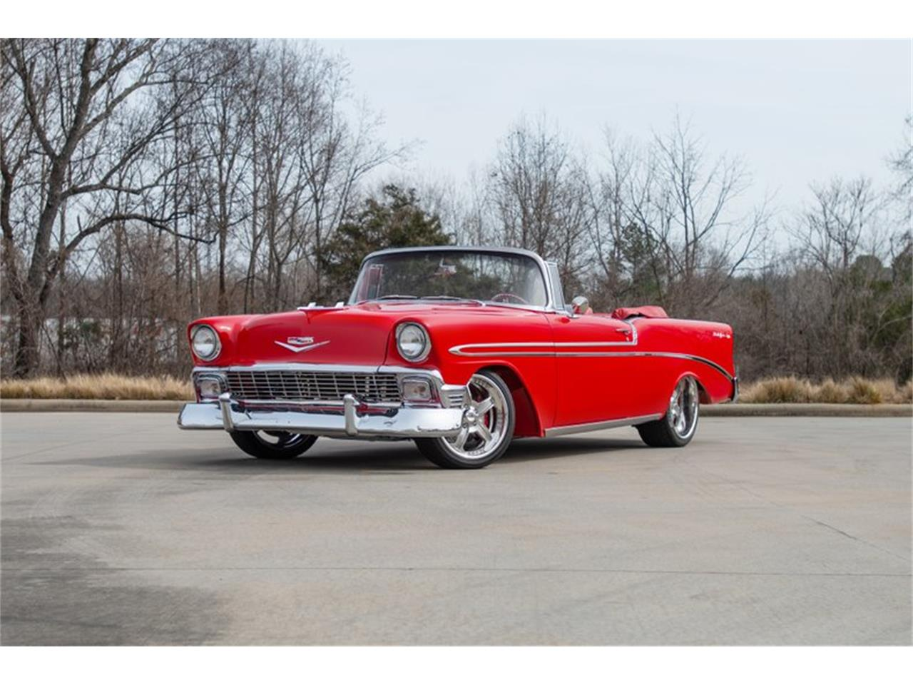 1956 Chevrolet Bel Air for sale in Charlotte, NC – photo 2