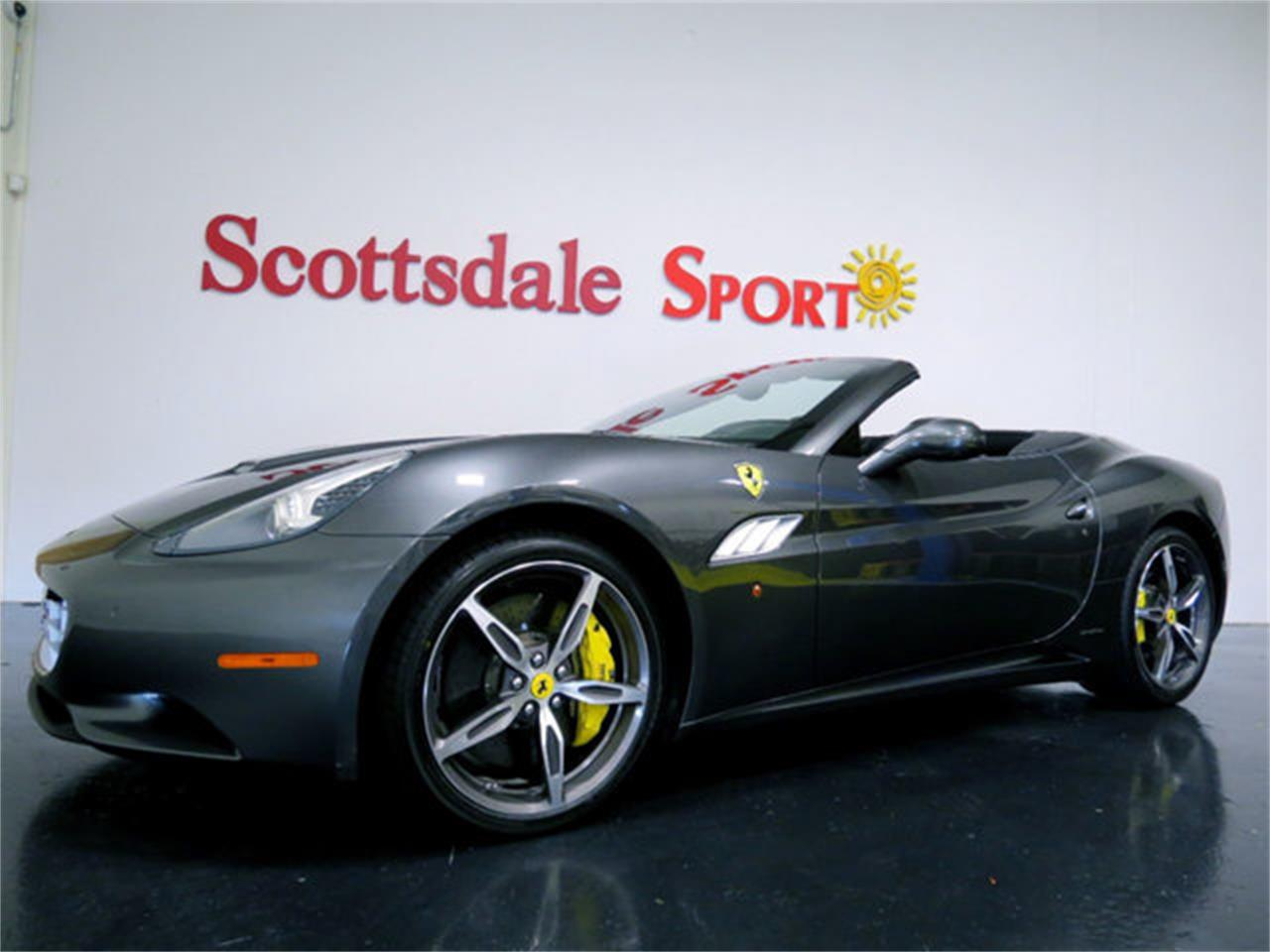 2013 Ferrari California for sale in Burlingame, CA