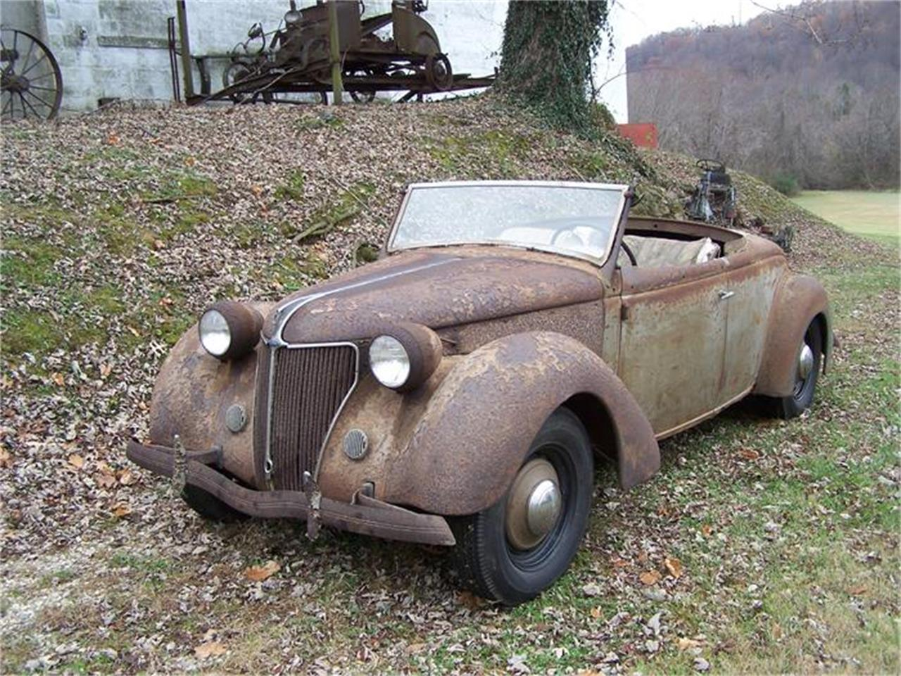 1936 Ford Custom Channeled Roadster for sale in Lynchburg, VA – photo 10