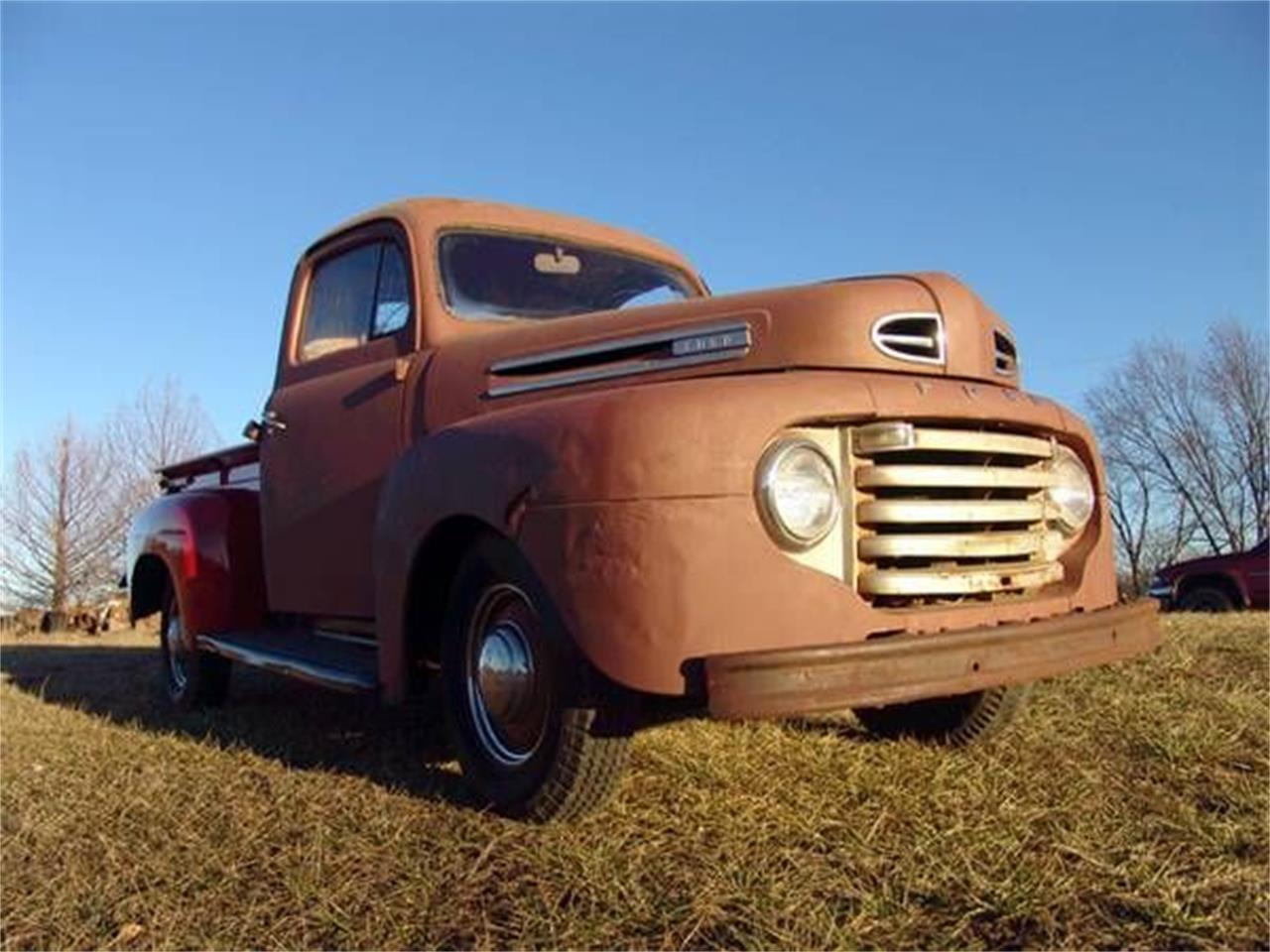 1949 Ford F1 for sale in Cadillac, MI – photo 7