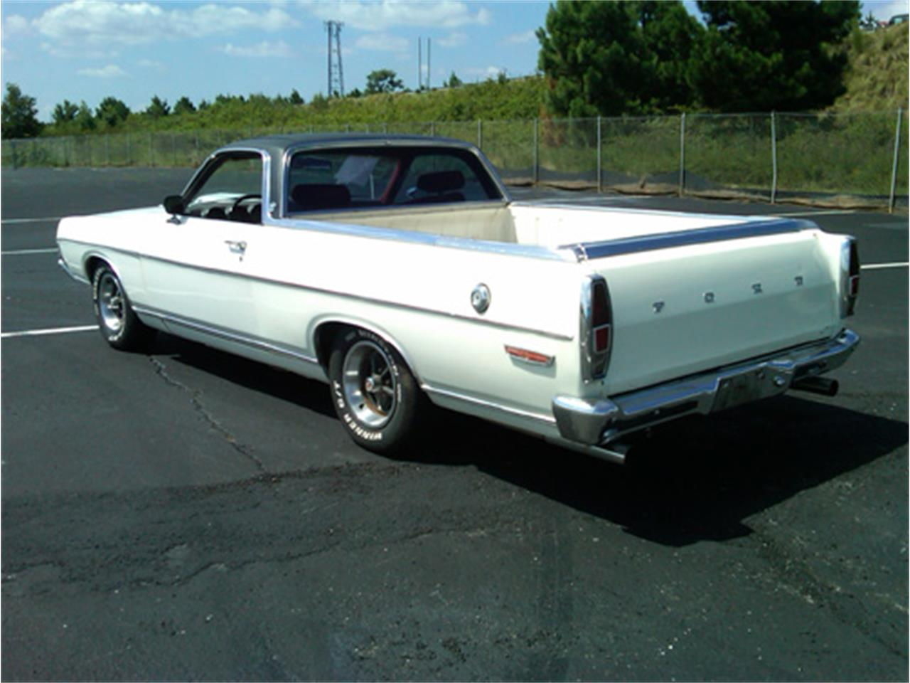 1969 Ford Ranchero GT for sale in Simpsonsville, SC – photo 3