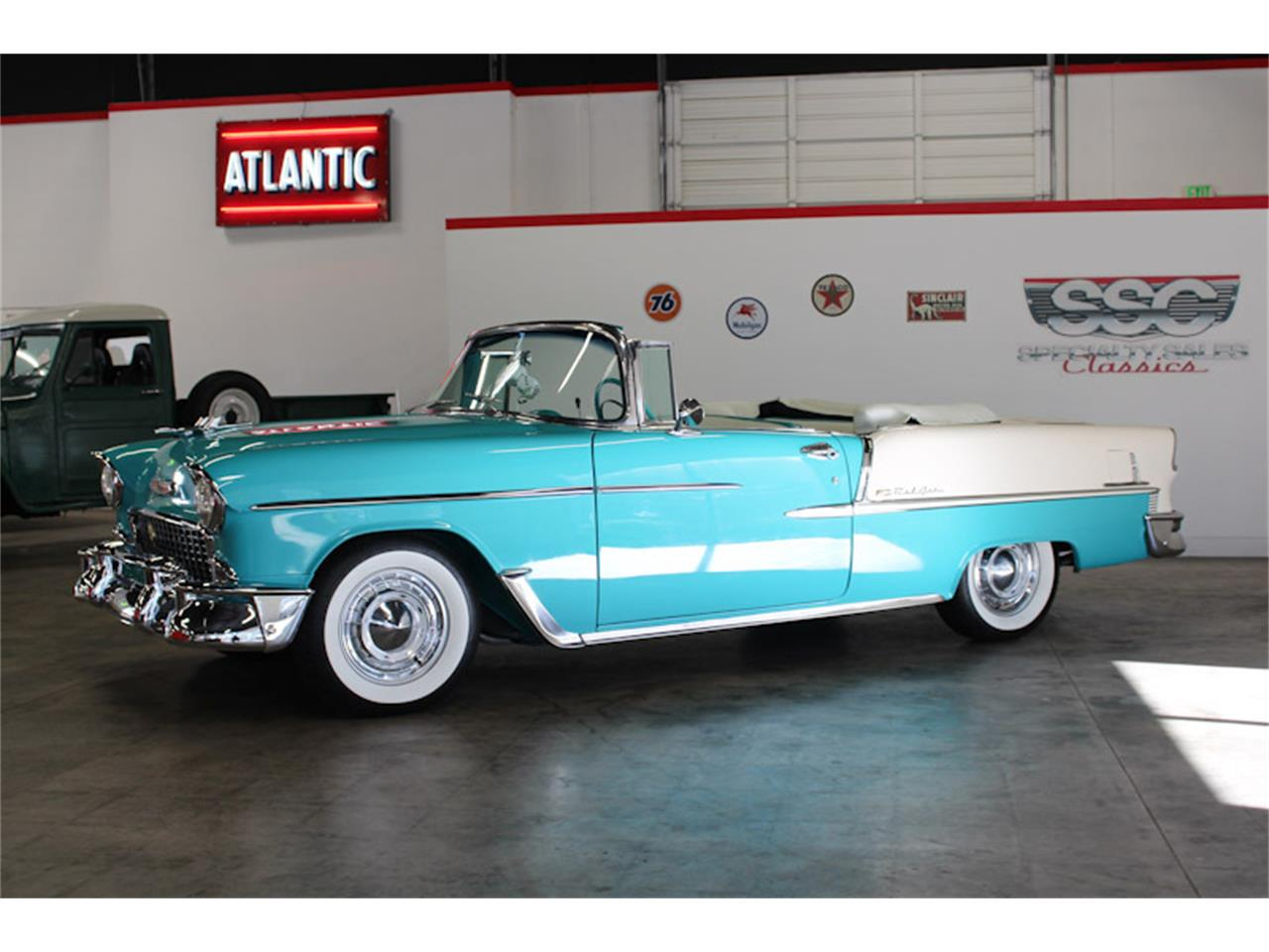 1955 Chevrolet Bel Air for sale in Fairfield, CA – photo 17