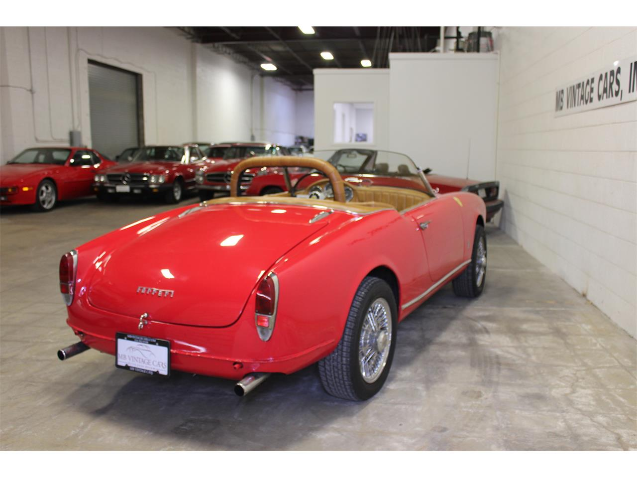 1966 Alfa Romeo Giulietta Spider for sale in Cleveland, OH – photo 47