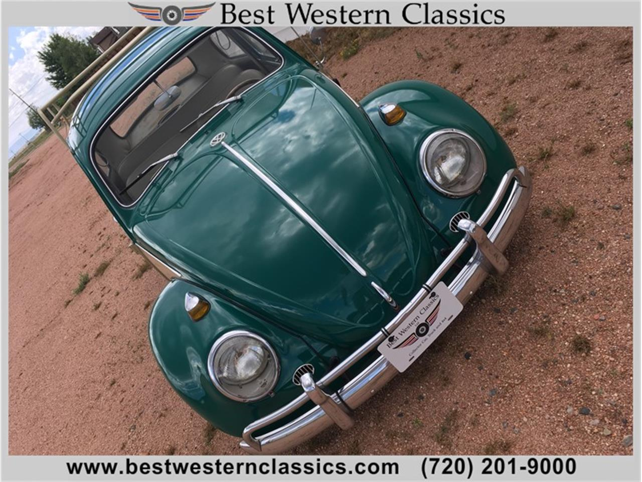 1964 Volkswagen Beetle for sale in Franktown, CO – photo 28