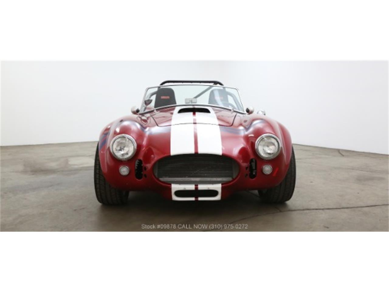 Factory Five Cobra For Sale >> 2005 Factory Five Cobra For Sale In Beverly Hills Ca