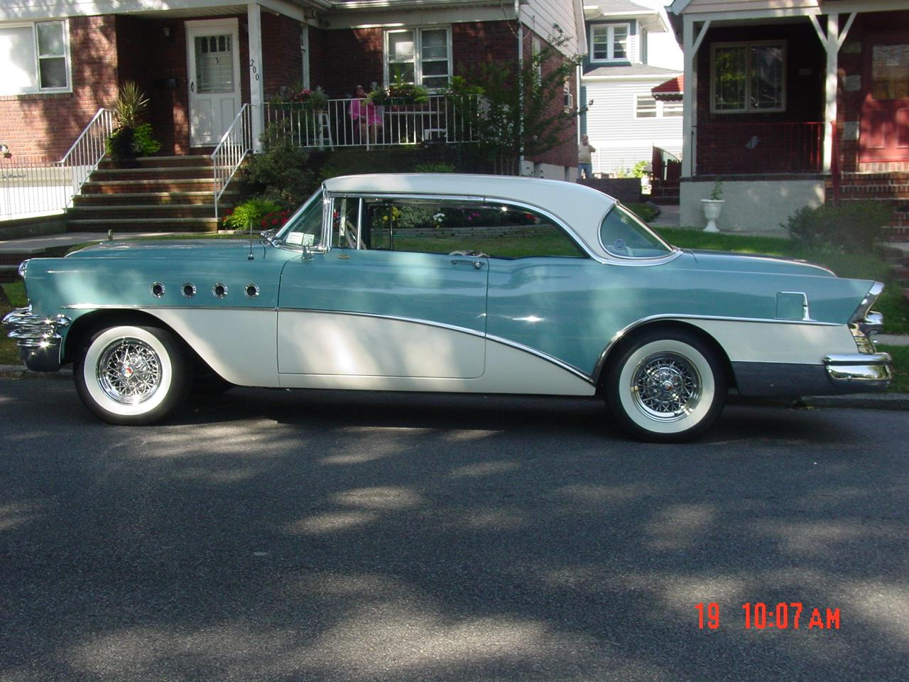 1955 Buick Roadmaster for sale in STATEN ISLAND, NY