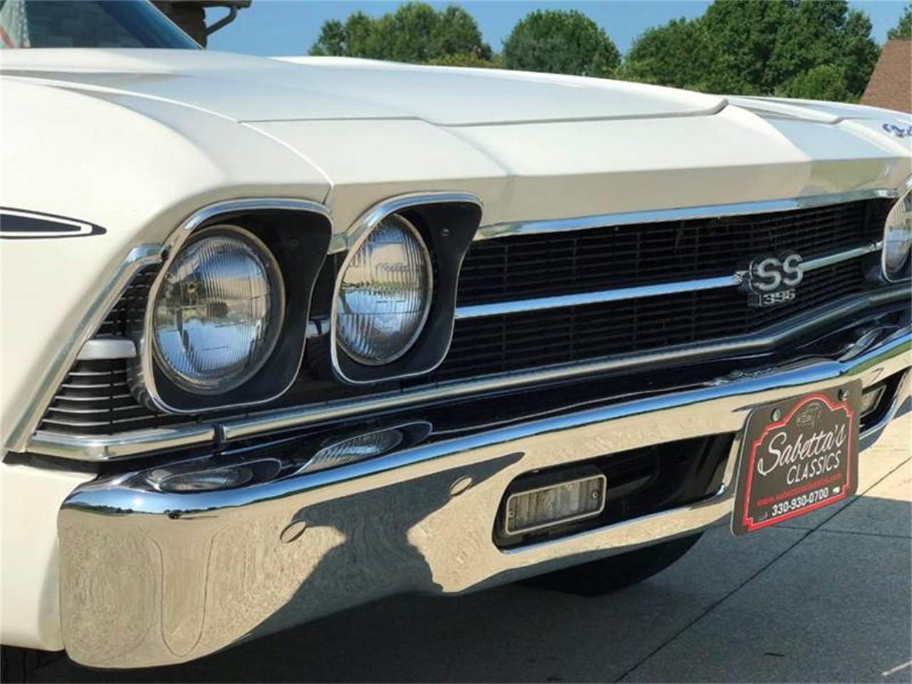 1969 Chevrolet Chevelle for sale in Orville, OH – photo 43